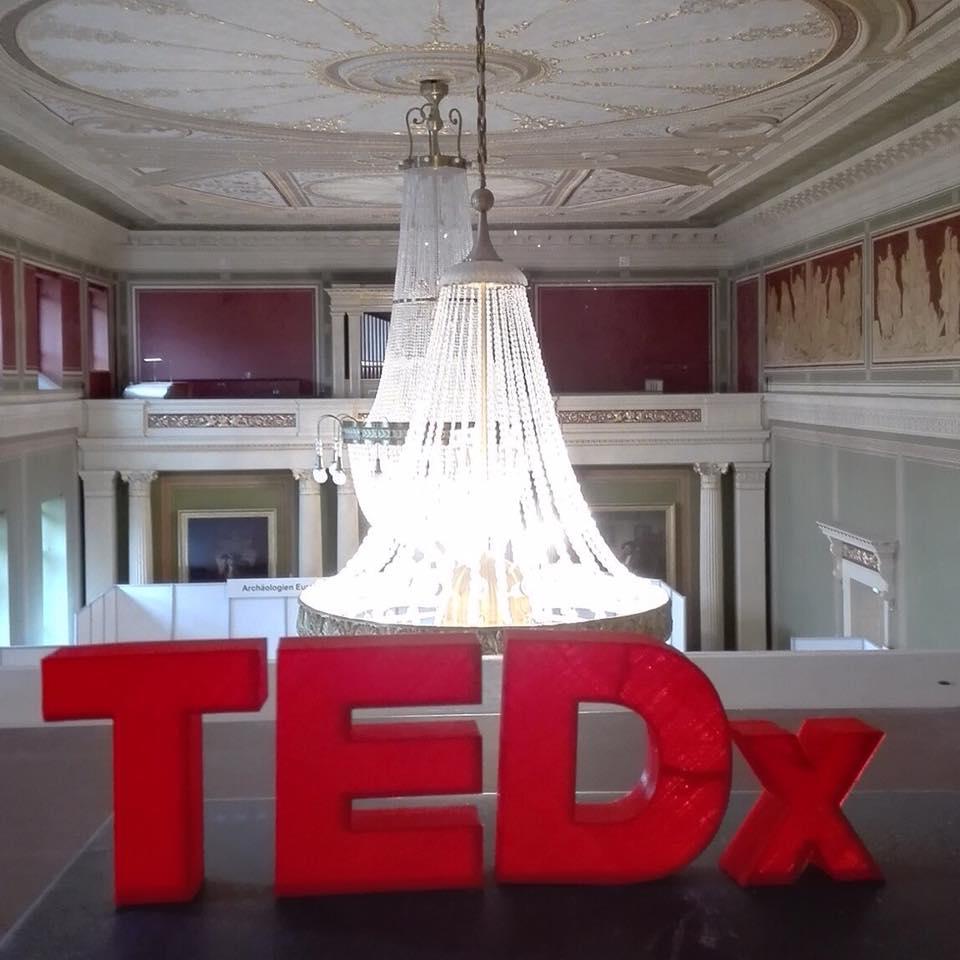Venue: Aula TEDx Uni Halle